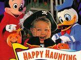 Disney's Sing-Along Songs: Happy Haunting: Party at Disneyland!