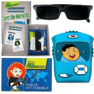 Kim Possible Top Secret Spy Kit