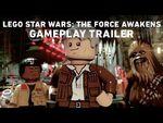 LEGO Star Wars- The Force Awakens Gameplay Trailer