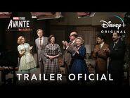 Marvel Studios Avante- Os Bastidores de WandaVision - Trailer Oficial - Disney+