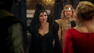 Once Upon a Time - 3x21 - Snow Drifts - Regina Party
