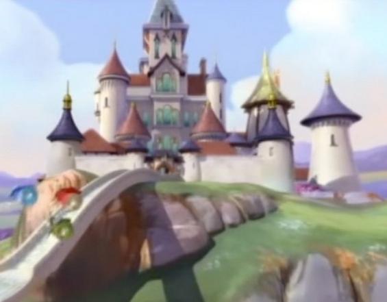 El Palacio de Enchancia