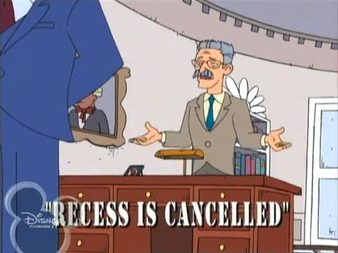 Recess is Cancelled