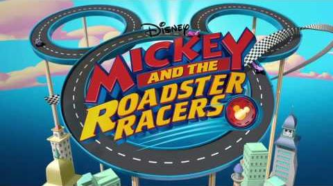 Roadster Transformations Mickey and the Roadster Racers Disney Junior