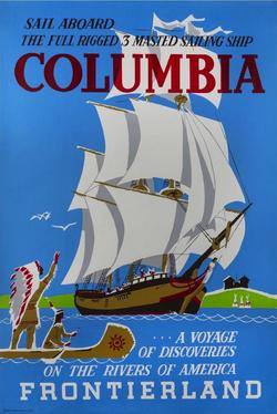 Sailing Ship Columbia poster.png