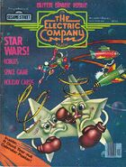 Star wars electric company magazine