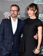 Steve Carell & Jennifer Garner Alexander premiere