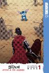 Stitch&Samurai Vol1 CoverCS