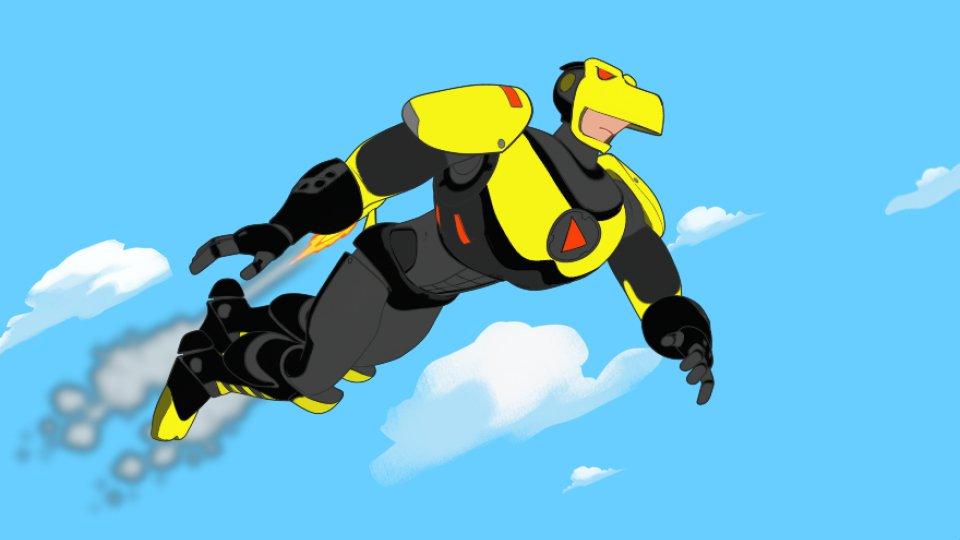 The Beak (suit)