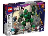 What If Captain Britain Lego Set