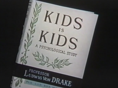 Kids is Kids