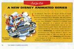 Bonkers - Printed Ad Disney Channel