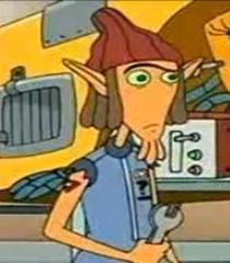 Boomer (Lloyd in Space)