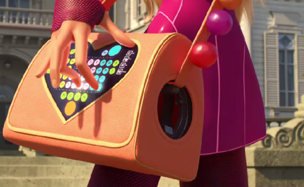 Honey Lemon's Chem-Purse