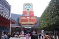 Iron Man Experience HKDL