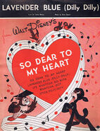 So Dear To My Heart - 1948