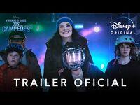 Virando o Jogo dos Campeões - Trailer Oficial Legendado - Disney+