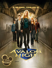 AvalonHighPoster