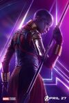 Avengers Infinity War Official Character Poster e JPosters