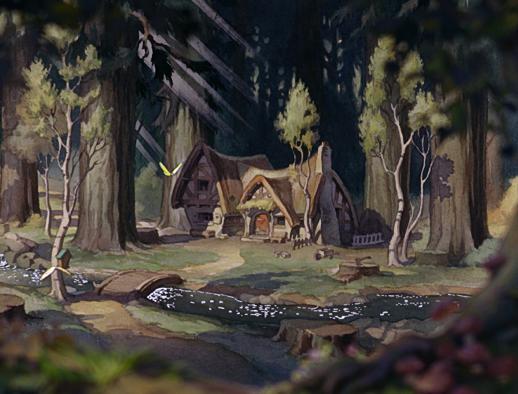 La Casa de los Siete Enanitos