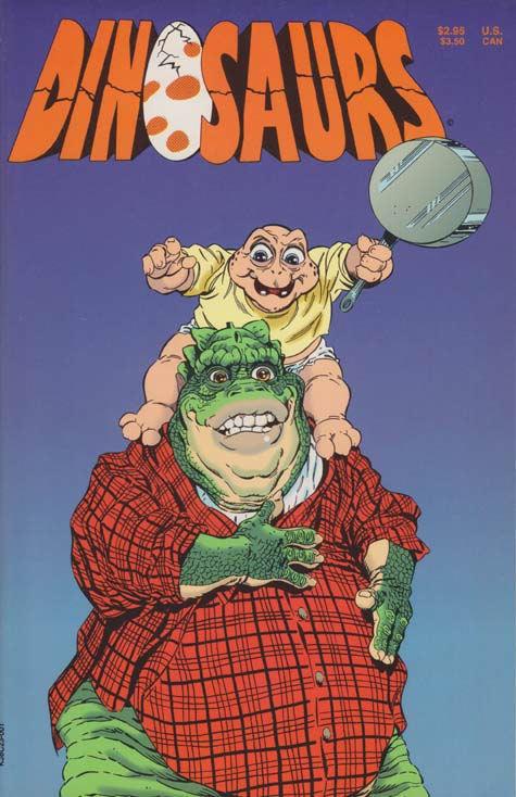 Dinosaurs (comic book)