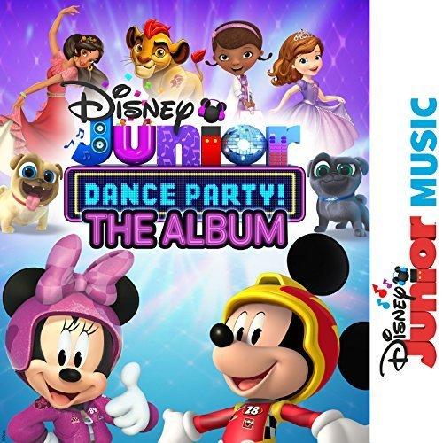 Disney Junior Dance Party!: The Album