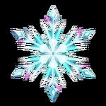 Frozen - Elsas Snowflake (transparent).png