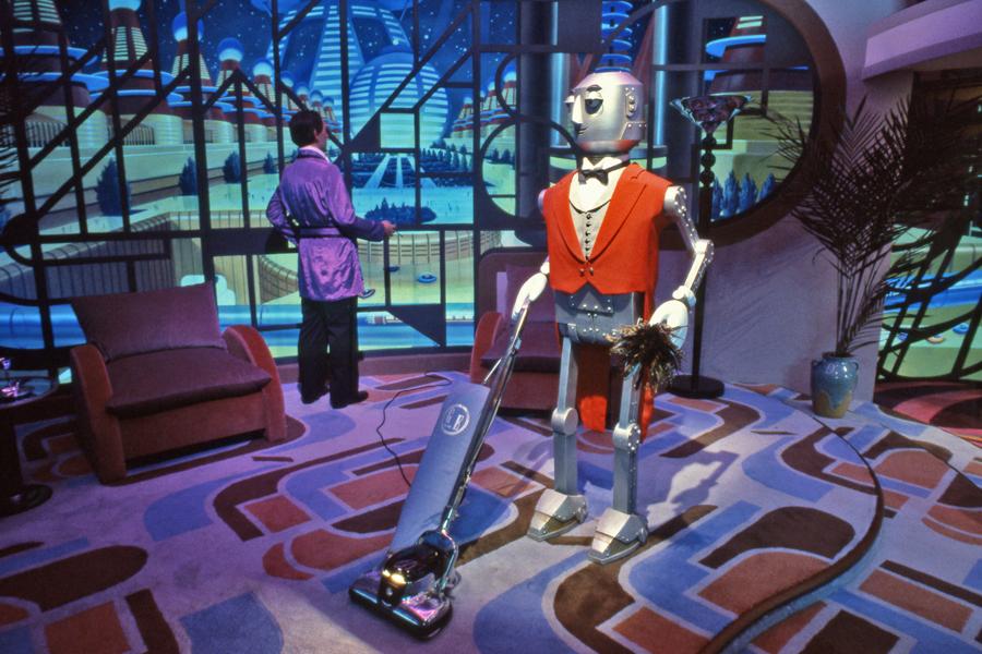 Robot Butler (Horizons)