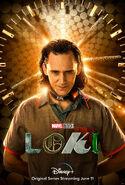 Loki Season One Poster