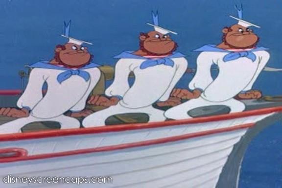 Tetti-Tatti's Sailors