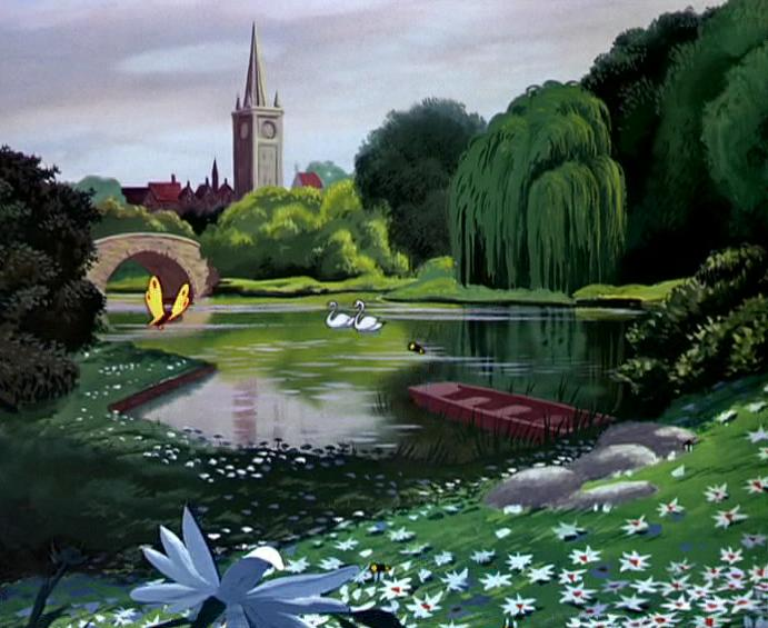 El Mundo Real (Alice in Wonderland)