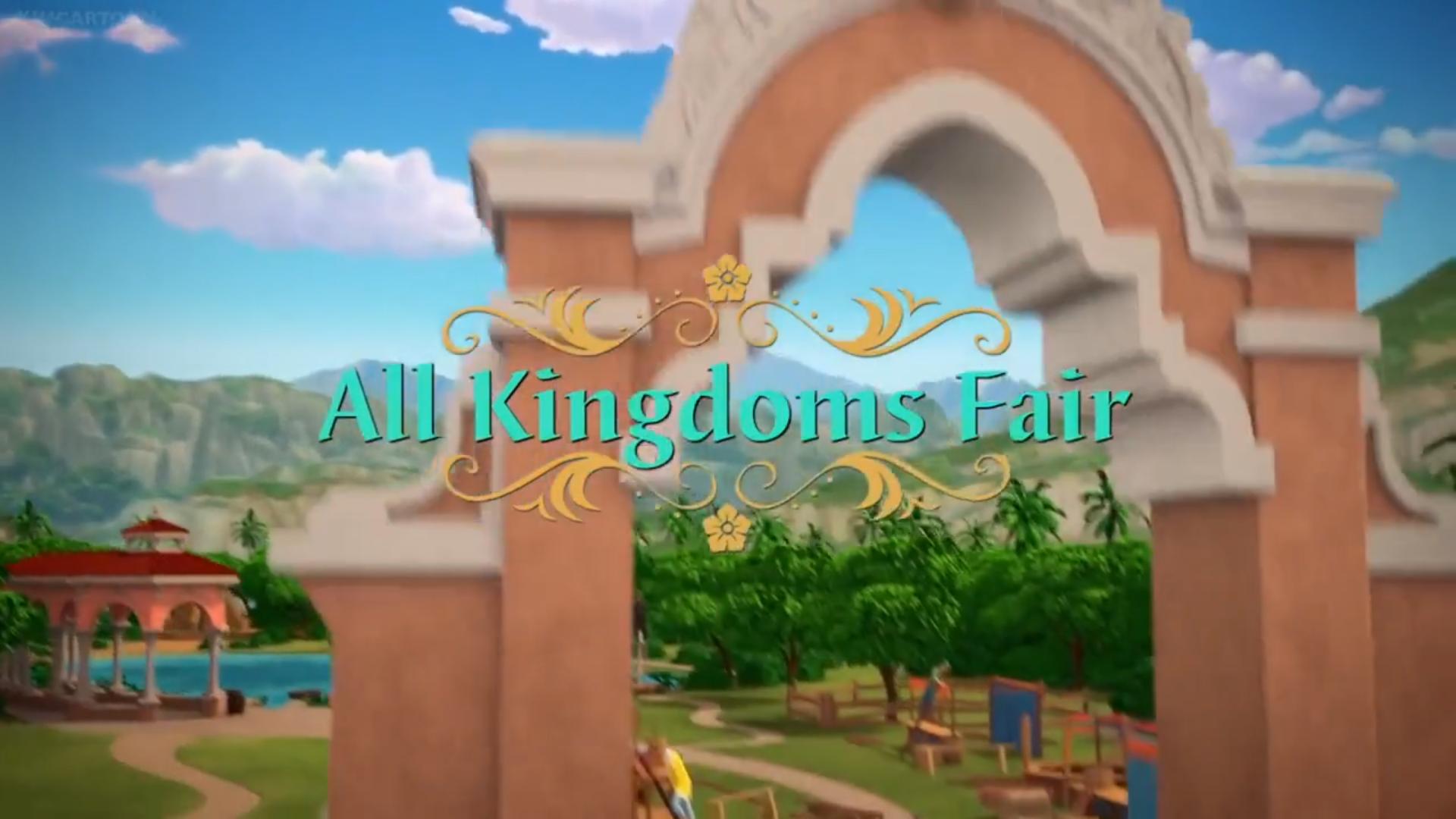 A Feira de Todos os Reinos