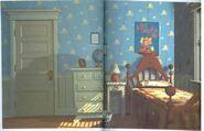 Andy's bedroom