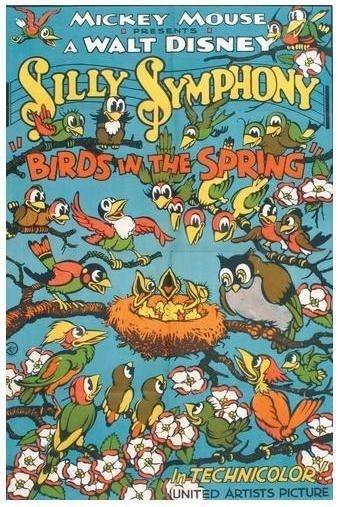 Birds in the Spring
