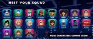 Disney Epic Quest Roster