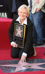 Glenn Close Hollywood Walk of Fame