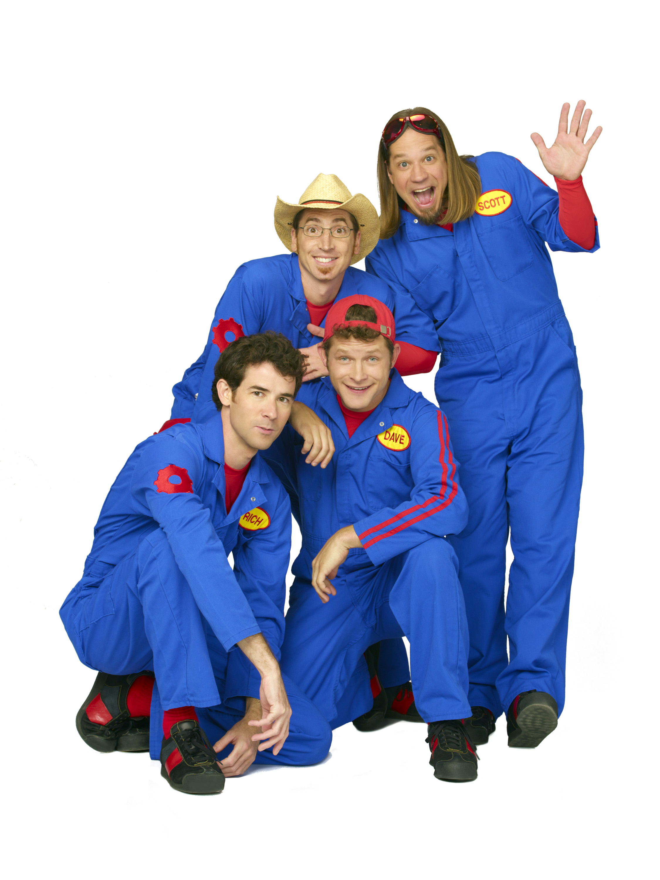 Imagination Movers (characters)