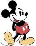 Mickey Mouse (Original Look)