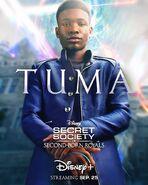 Prince Tuma Poster