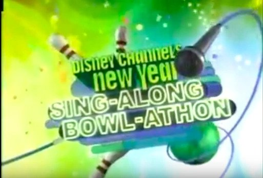 Disney Channel New Year Sing-Along Bowlathon 2006