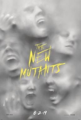 Os Novos Mutantes/Galeria