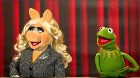 Tom Hiddleston Miss Piggy & Kermit The Frog Impressions
