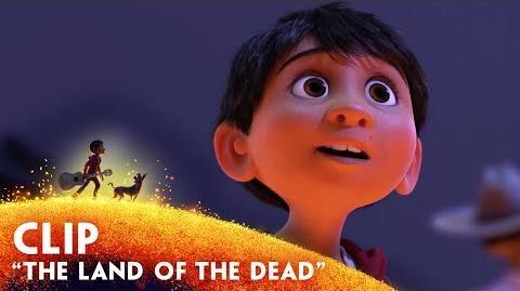 """The Land of the Dead"" Clip - Disney Pixar's Coco"