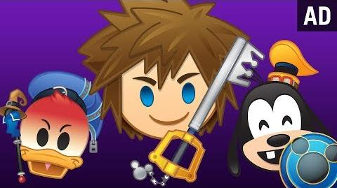 A Look at KINGDOM HEARTS III As Told By Emoji by Disney
