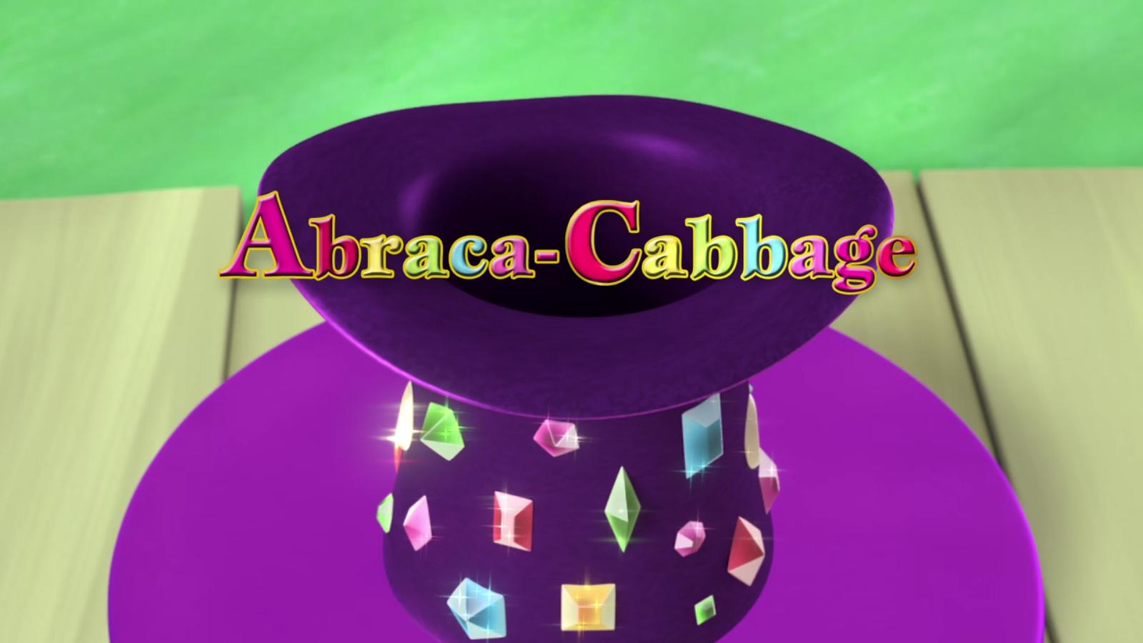 Abraca Cabbage