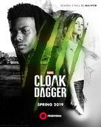 Cloak & Dagger - Season 2 Poster
