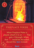 DVG Fireplace Poker