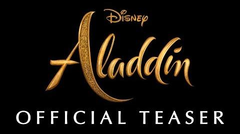 Disney's Aladdin Teaser Trailer - In Theaters May 24th, 2019-0
