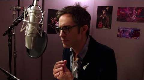 Gael García Bernal's Voice Recording for Pixar's Coco
