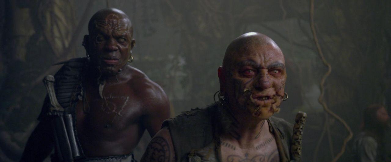 Blackbeard's Zombie Officers